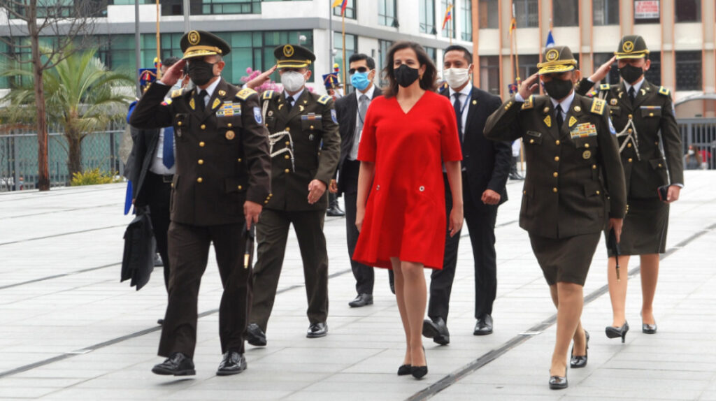 María Paula Romo, del retiro político a principal operadora del Gobierno