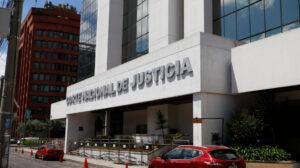 Corte Nacional de Justicia edificio