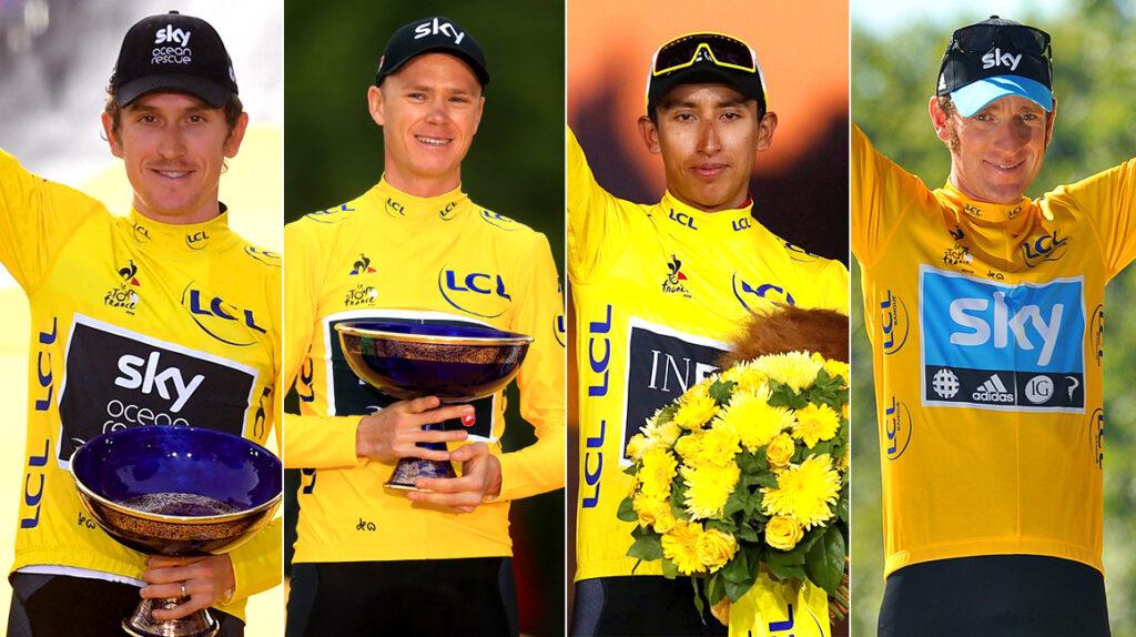 El Ineos ha dominado el Tour de Francia en la última década y va por más