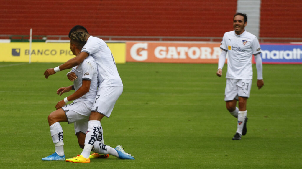 Liga de Quito buscará recuperarse y mantener el liderato en el torneo