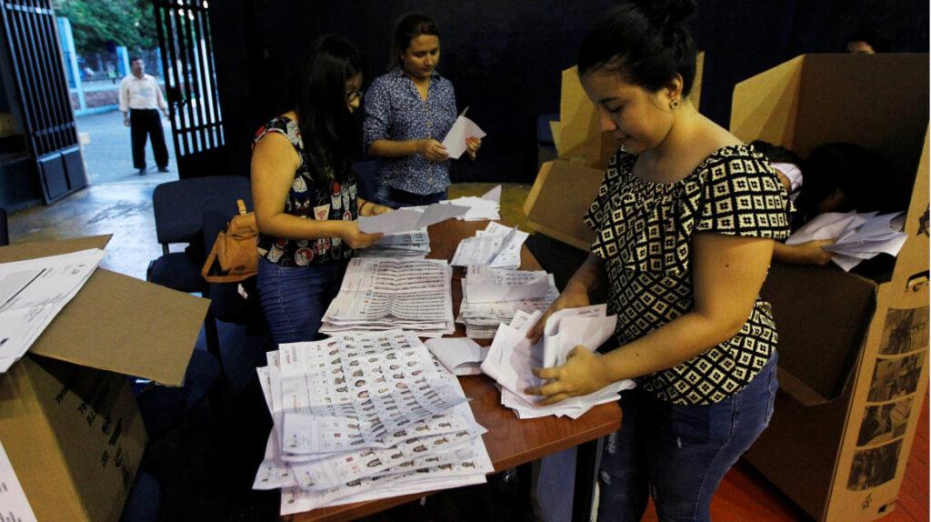 El CNE y Finanzas llegan finalmente a un acuerdo sobre el presupuesto electoral
