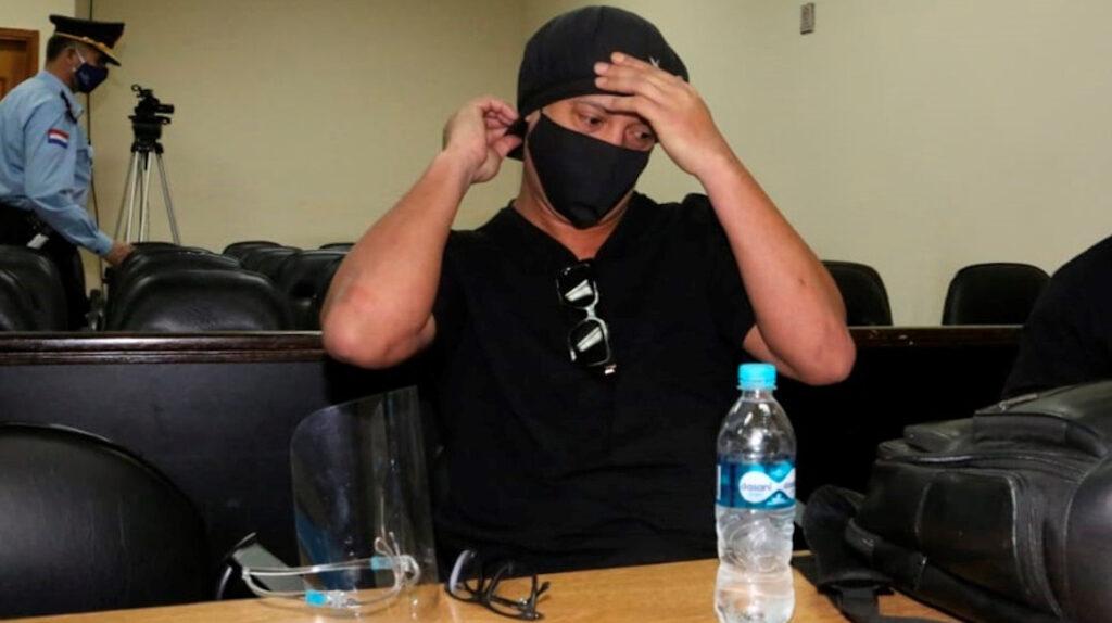 Después de casi seis meses, Ronaldinho fue liberado en Paraguay