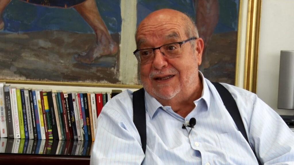 Fidel Egas tiene planes para triplicar el tamaño de Intercredit Bank