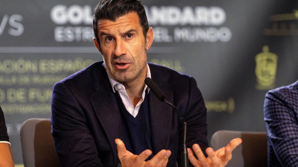 """Para Figo: """"este año es imposible que algún club pueda pagar la cláusula de Messi"""""""