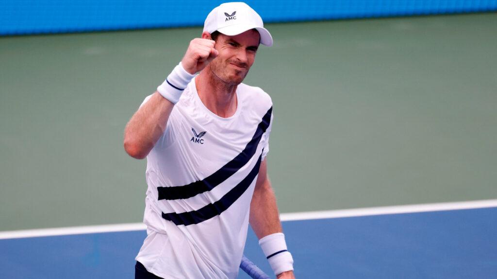 El tenista Andy Murray competirá en el Abierto de Miami