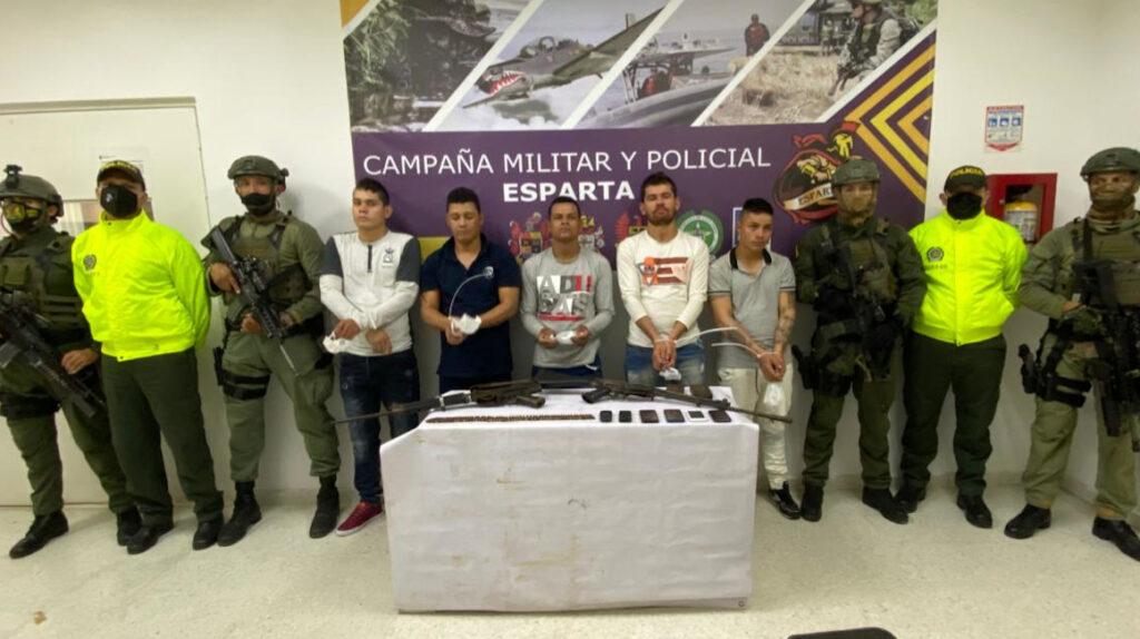 Fiscalía de Colombia captura a responsables de masacre en Santander