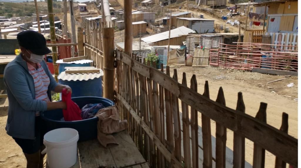 30% de habitantes en Ecuador sin acceso al agua potable
