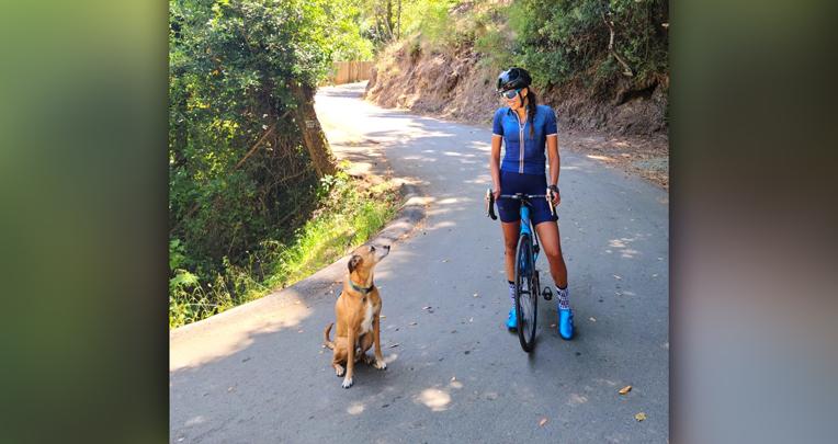 Deportista y ciclista de toda la vida.
