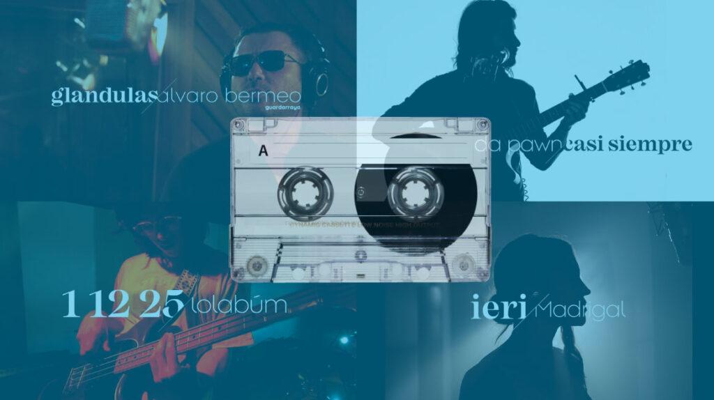 Ayer/Mañana: el cassette con el que Can Can mira hacia atrás y al futuro