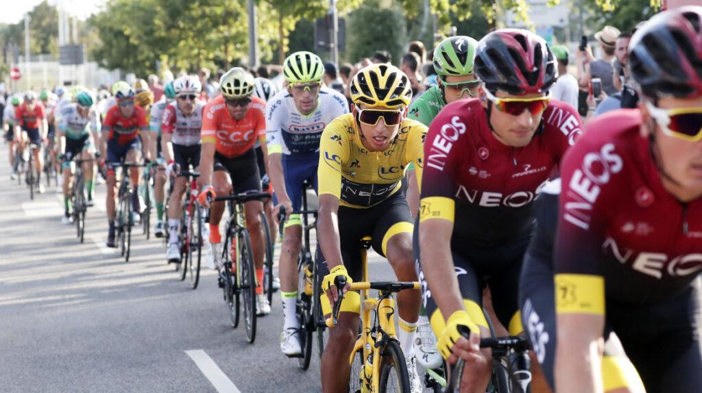 El Tour de Francia excluirá a equipos que tengan dos positivos por Covid-19