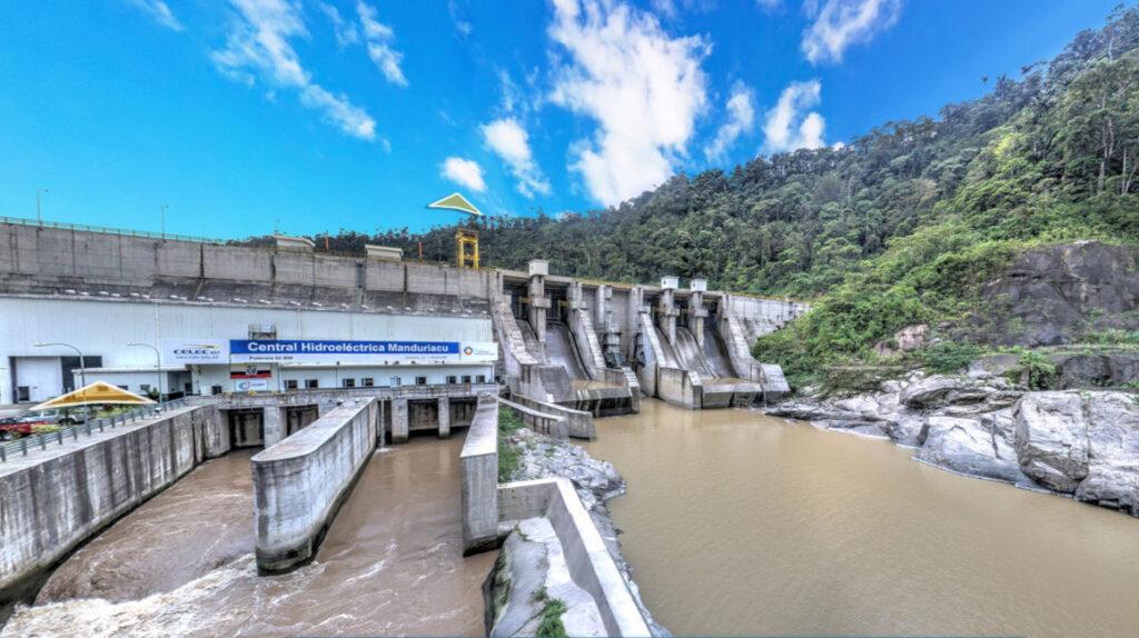Inestabilidad de taludes ahora en la hidroeléctrica Manduriacu
