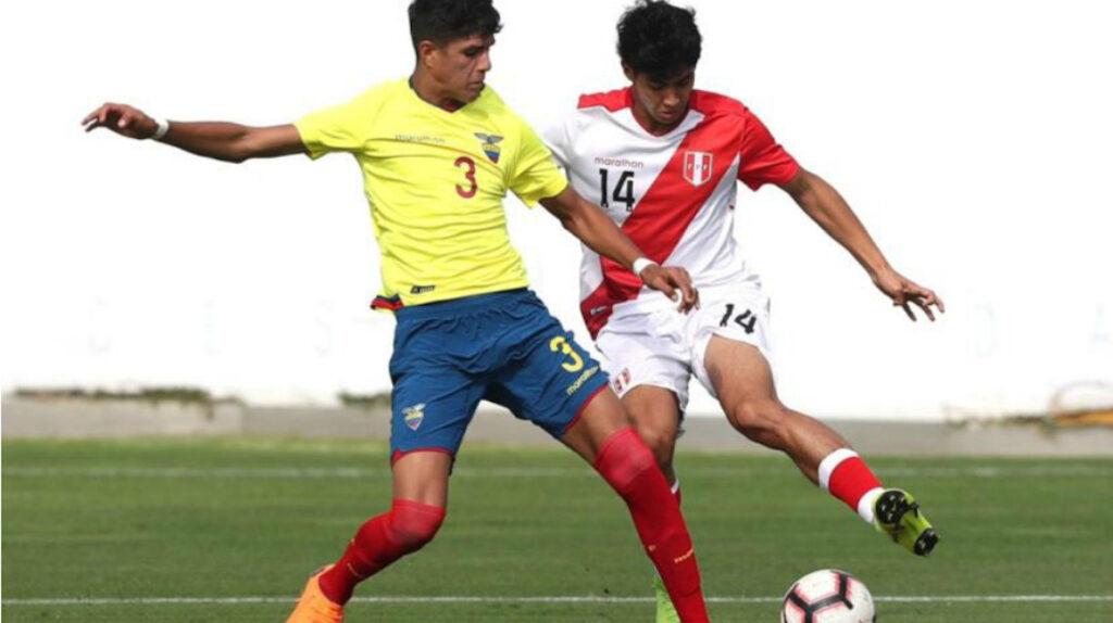El ecuatoriano Piero Hincapié es nuevo jugador de Talleres de Argentina