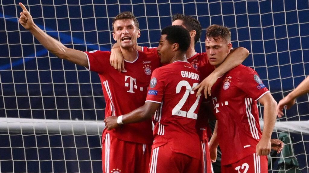 Bayern Múnich le gana al Lyon y jugará la final de la Champions ante el PSG