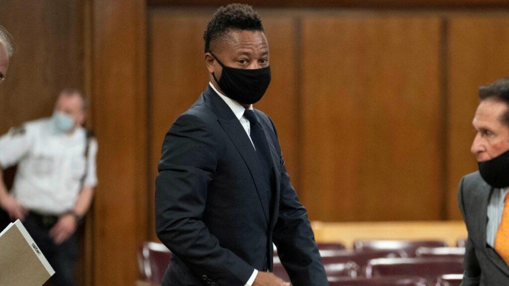 El actor Cuba Gooding Jr. es acusado de violar a una mujer en 2013