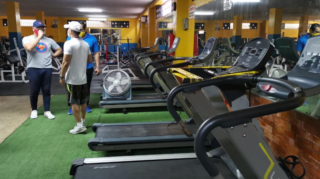 Gimnasios y parques abrirán en Guayaquil en septiembre
