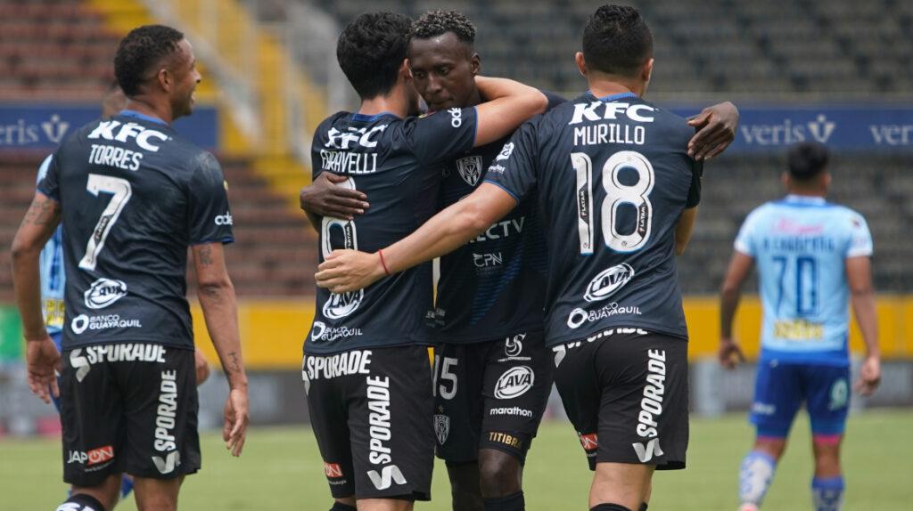 Independiente del Valle confirma cuatro nuevos casos de Covid-19 en el plantel