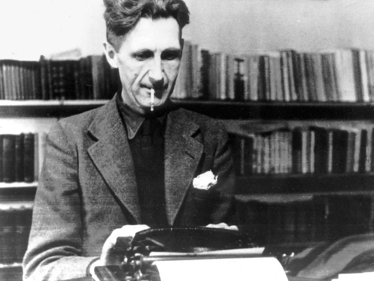 George Orwell falleció en enero de 1950, a los 46 años.