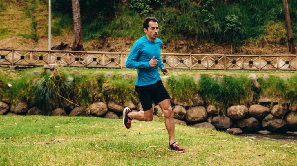 Byron Piedra entrenaría en África para prepararse para Tokio 2021