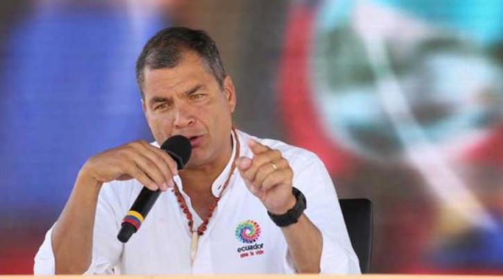 Interpol no ha notificado a la Corte Nacional ninguna decisión sobre Correa