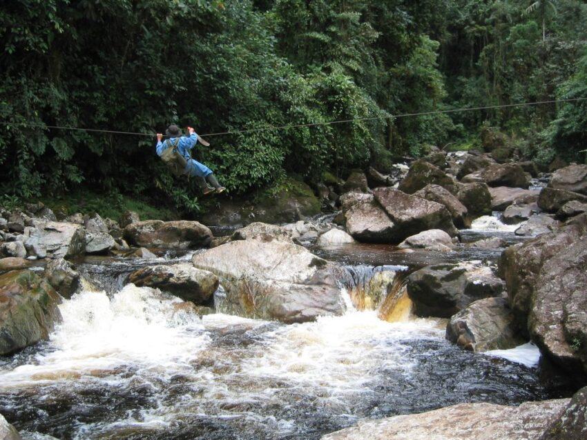 Actividades recreativas y turísticas se pueden realizar en el río Tundayme, en la provincia de Zamora Chinchipe.