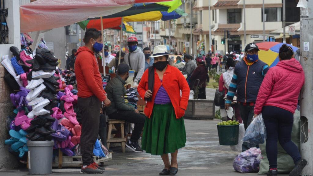 FMI: Ecuador, entre los países con menor crecimiento de América Latina en 2021