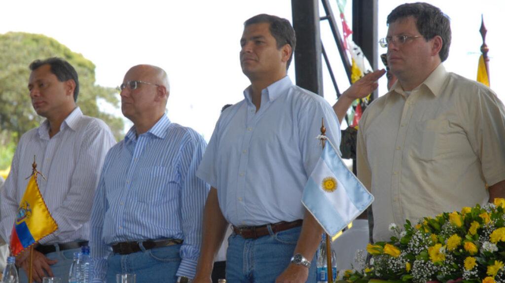 Primeros sentenciados del correísmo buscan su libertad anticipadamente
