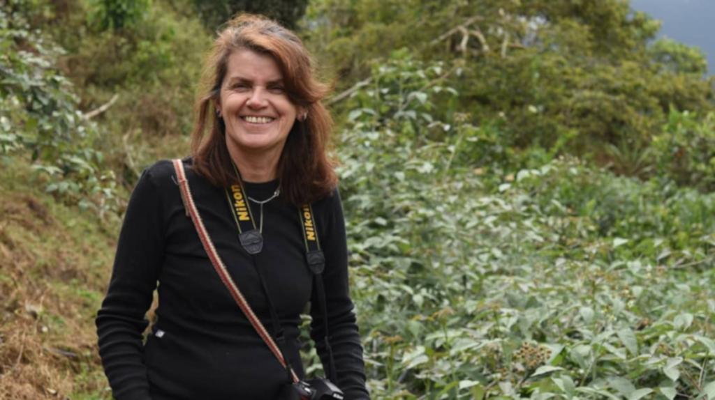 """Katya Romoleroux: """"Es curioso que los expertos en plantas ecuatorianas sean extranjeros"""""""