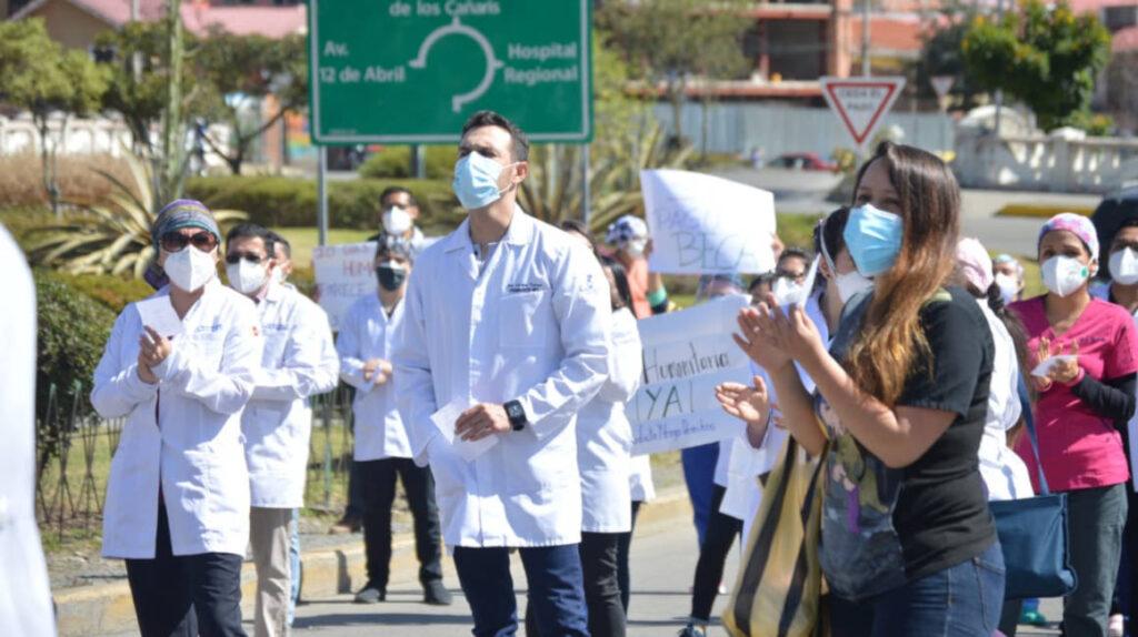 12 de agosto: Ecuador alcanza los 5.984 fallecidos por Covid-19