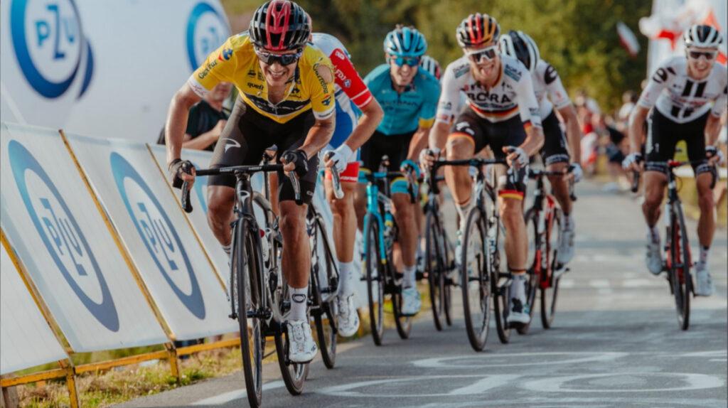 Richard Carapaz no tomará la partida en la última etapa del Tour de Polonia