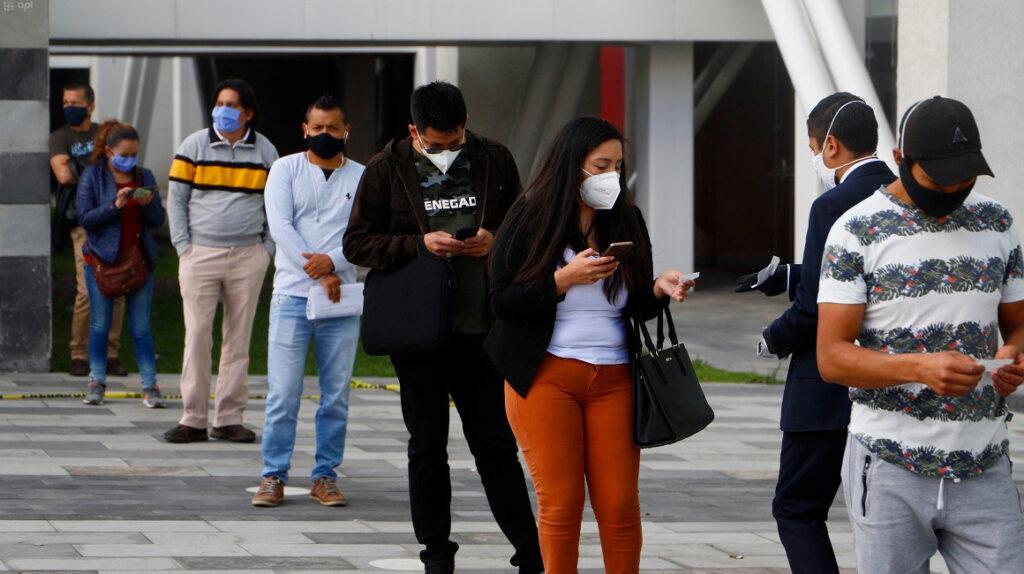21 de agosto: Ecuador llega a los 106.481 contagios de Covid-19