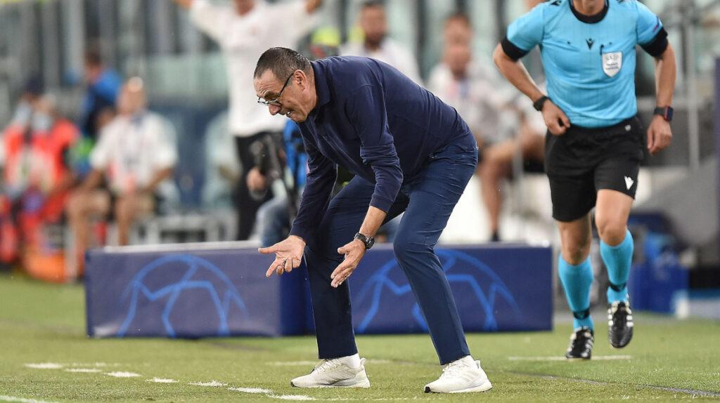 Juventus destituyó a Sarri después de la eliminación en Champions