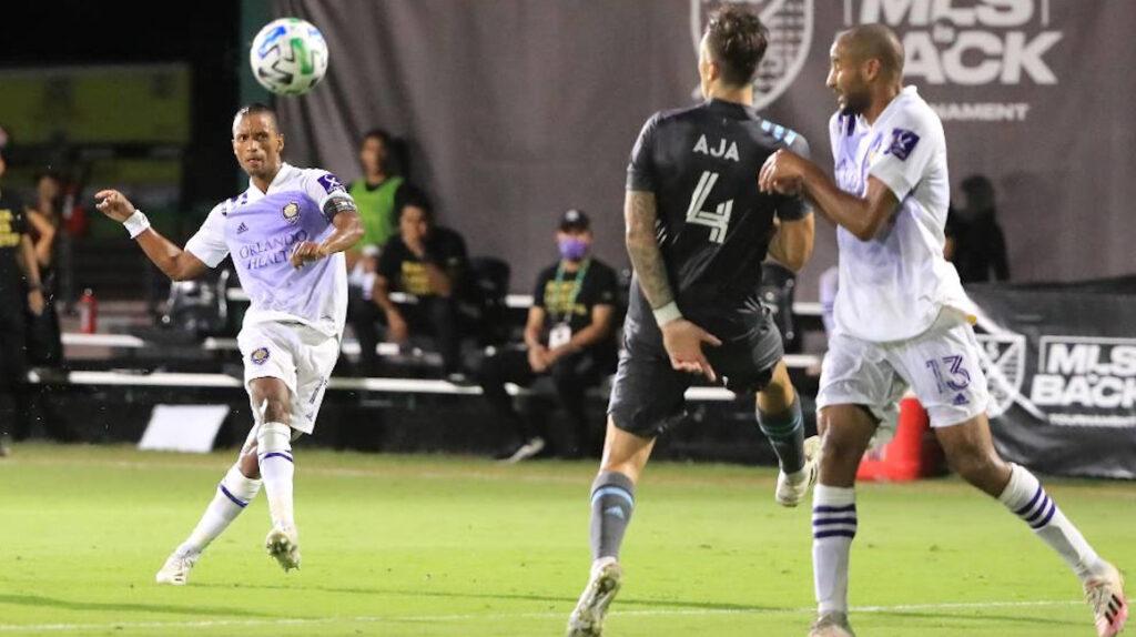 Con Jhegson Méndez como titular, Orlando City clasificó a la final de la MLS