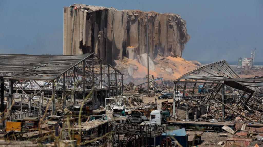 La cifra de muertos en explosión de Beirut llega a 158 y a 6.000 los heridos