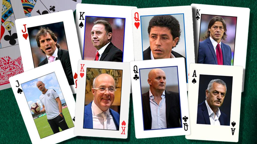 ¿Qué tienen a favor y en contra los ocho candidatos de la FEF para dirigir a la Tri?