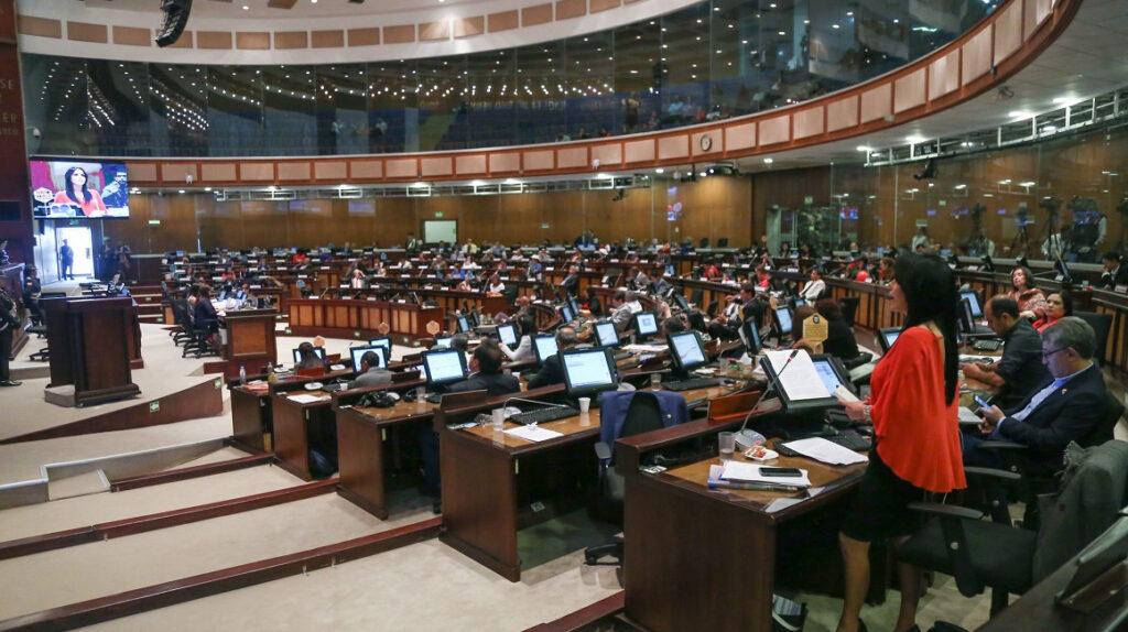 La Asamblea saldrá de vacaciones este 16 de diciembre