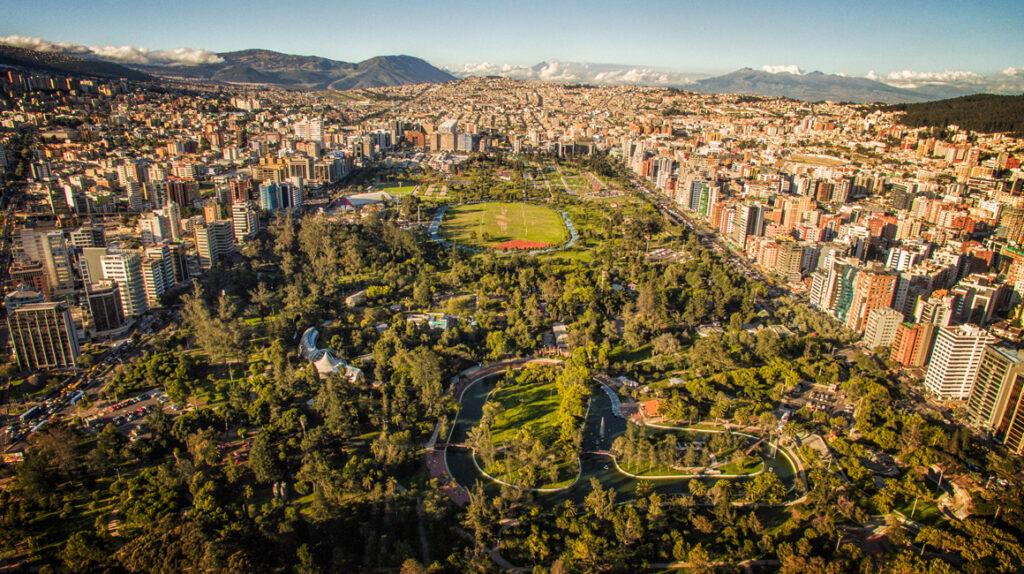 El mundo mira a Quito como un destino sostenible