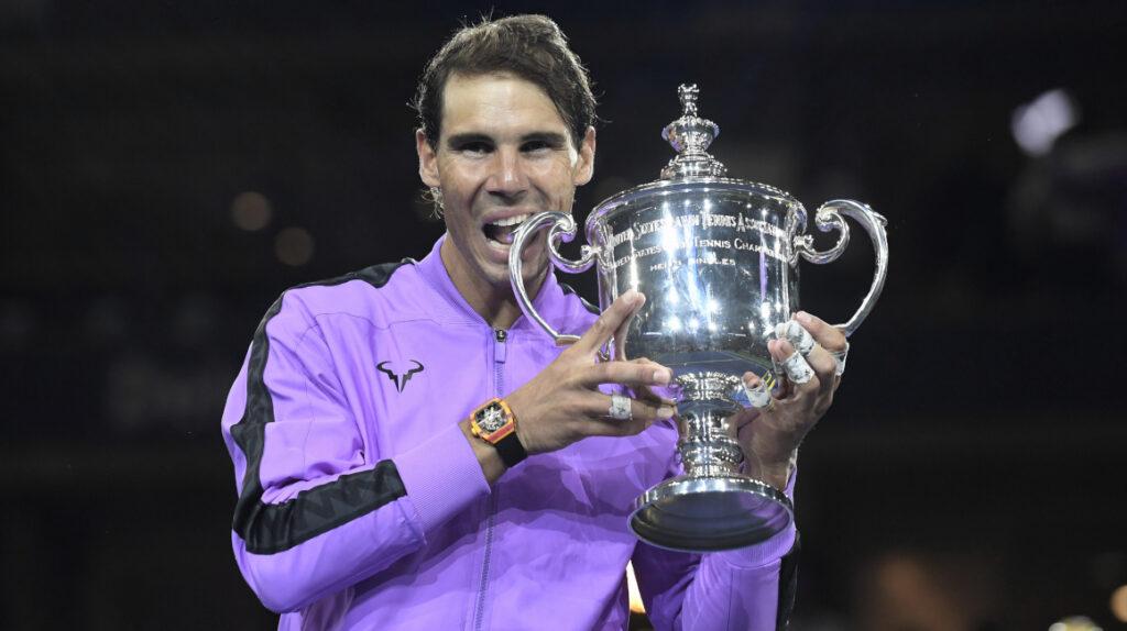 """Nadal: """"Respeto a los jugadores que quieran ir por ganar su dinero"""""""