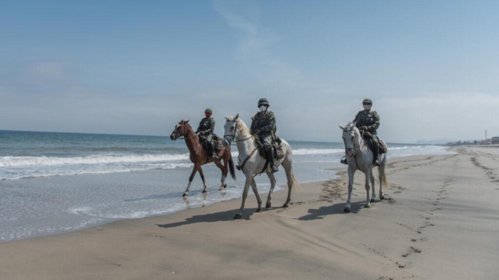 Más de 2.200 contagios y 600 fallecidos en las playas que se reabrirán al turismo