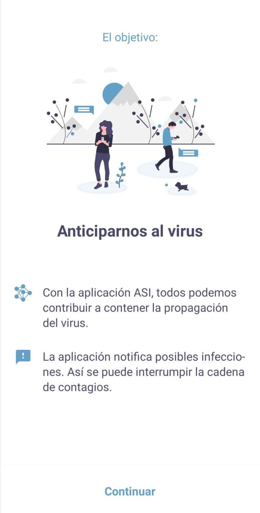 Aplicación ASÍ Ecuador