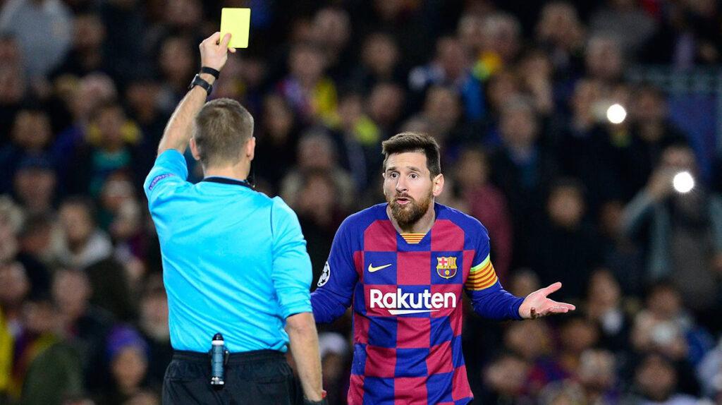 La UEFA eliminará las tarjetas amarillas después de octavos de final