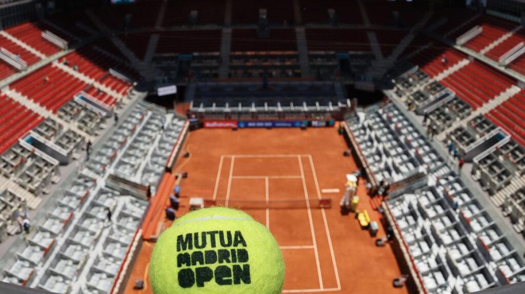 Se confirma la cancelación del Mutua Madrid Open 2020