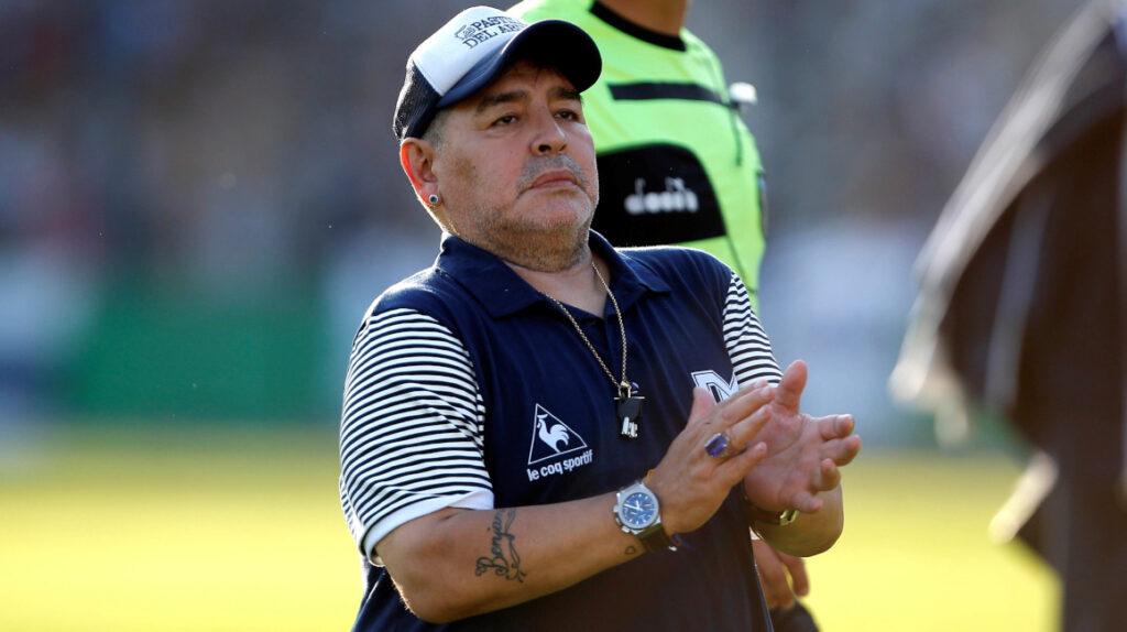 Conmebol llama a Maradona y otras leyendas a colecta para paliar la crisis