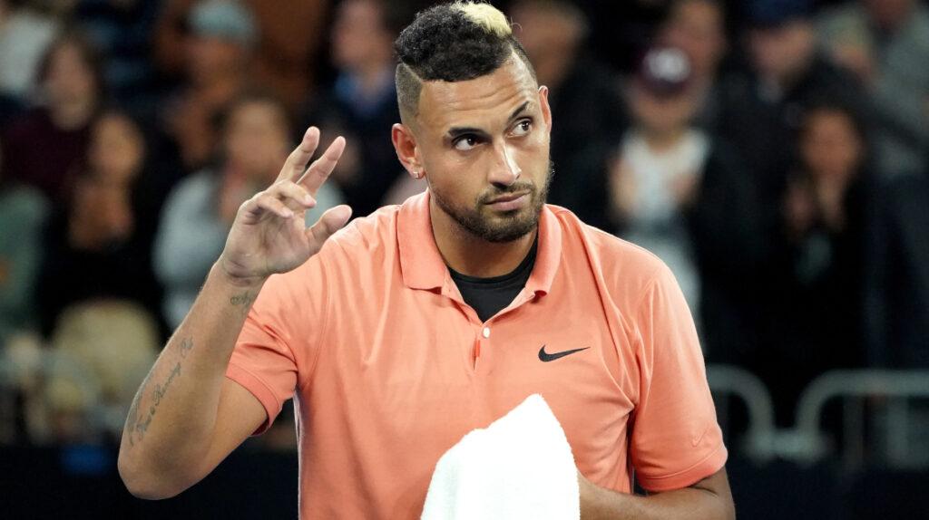 Nick Kyrgios no jugará el US Open por el coronavirus