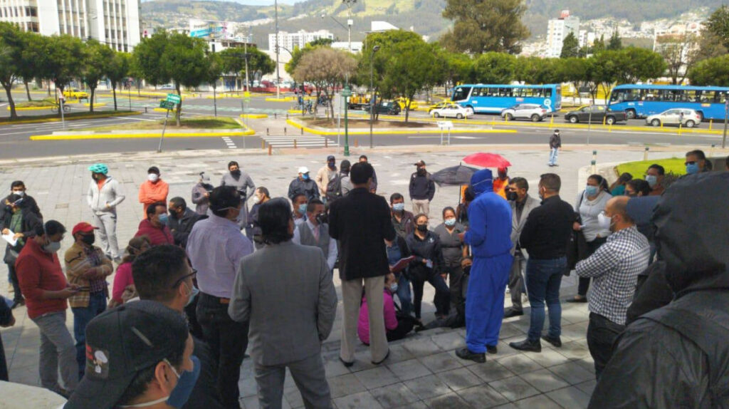 Lujoso hotel de Quito cierra sus puertas tras la emergencia sanitaria