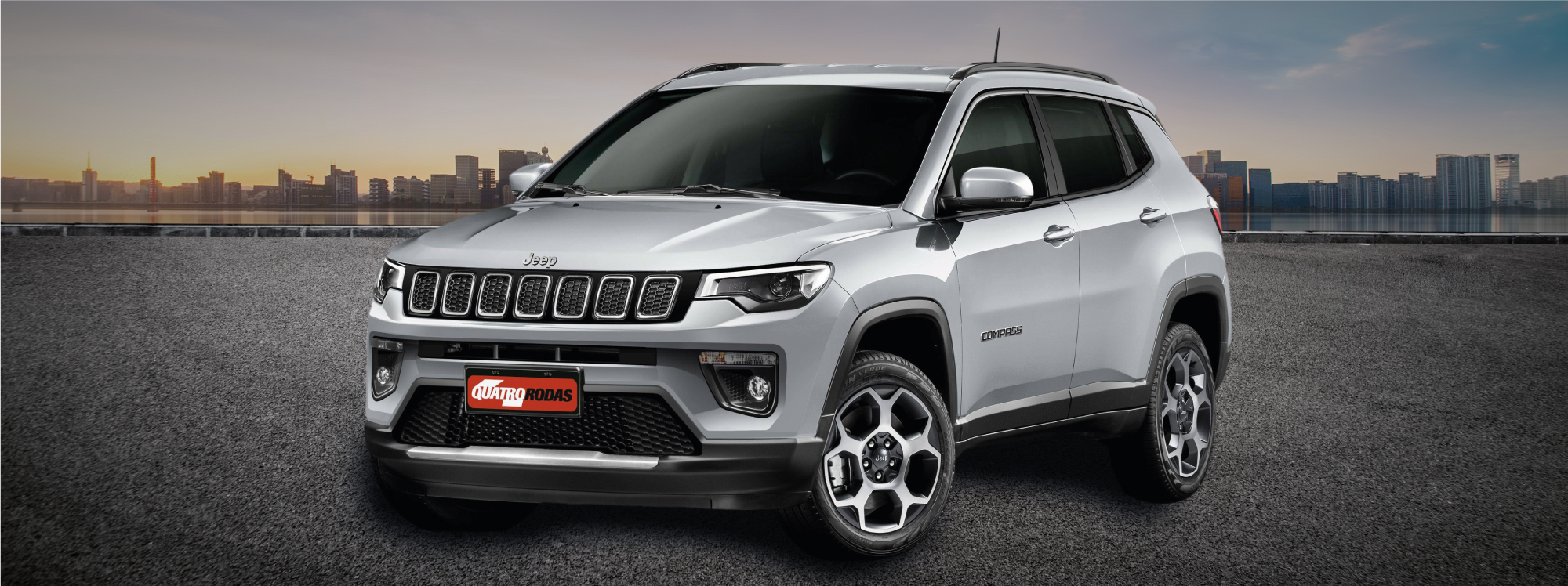 El nuevo Jeep Compass 2021 incorporaría motor turbo