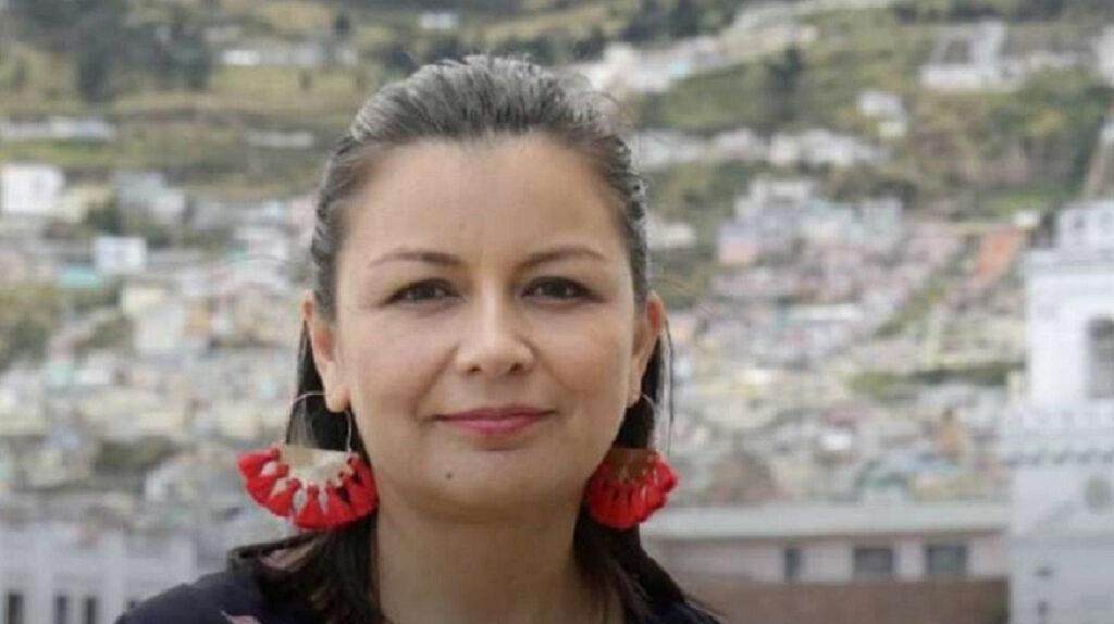 Angélica Arias es la nueva ministra de Cultura y Patrimonio
