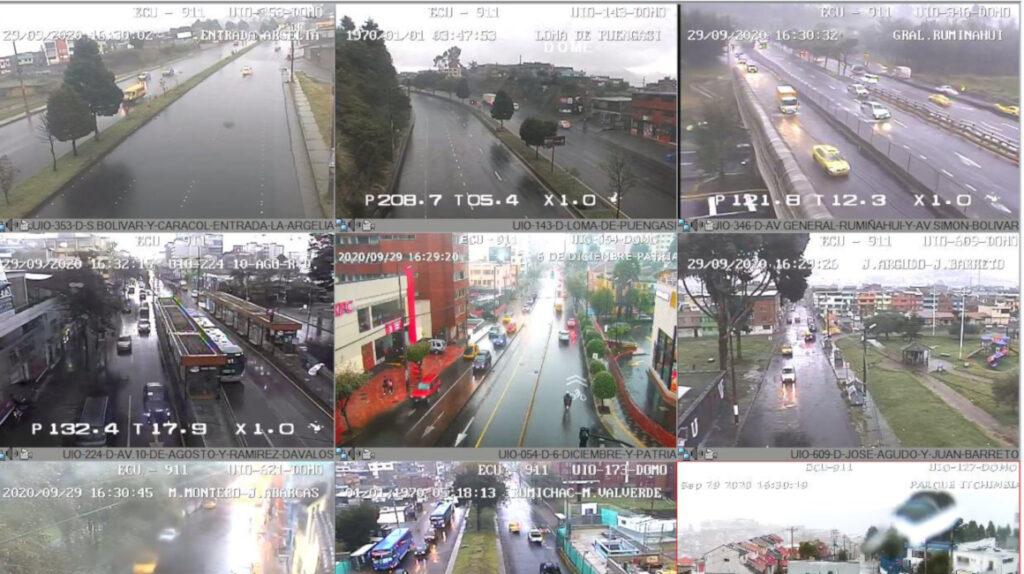 Inundaciones en 12 barrios del sur de Quito y del valle de los Chillos