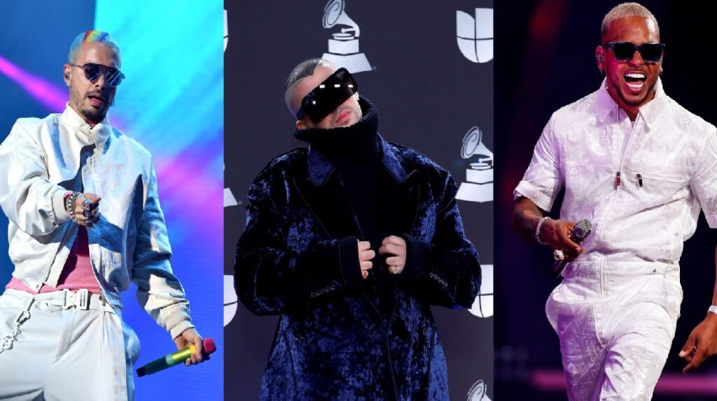 J Balvin, Bad Bunny y Ozuna dominan nominaciones al Latin Grammy