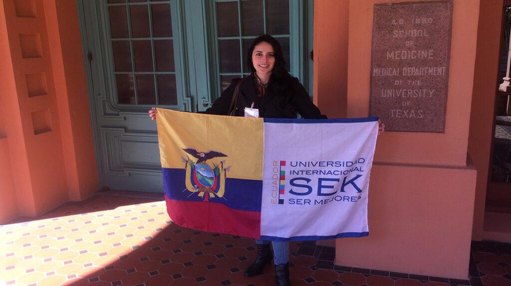 Sofía Almeida, entre las líderes latinoamericanas en biotecnología