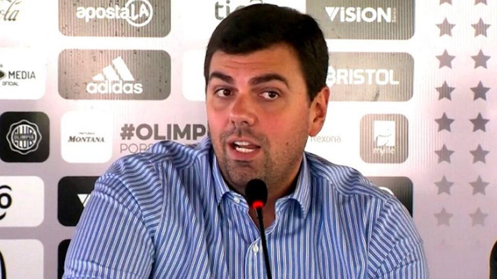 FIFA suspende al presidente de Olimpia por manipulación de partidos